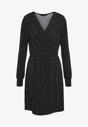 VMIVANA SHORT DRESS - Jersey dress - black/birch
