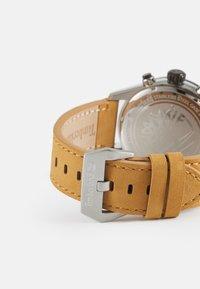 Timberland - TIDEMARK - Chronograph watch - brown - 1