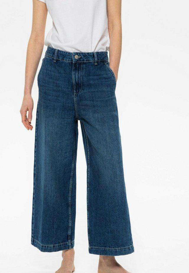 Jean flare - jean brut
