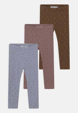 NBFDAISIA 3 PACK - Leggings - aleutian/desert palm