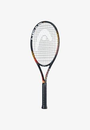 Tennis racket - schwarz/orange