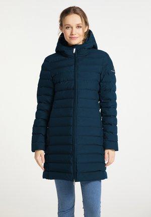 STEPPMANTEL - Winter coat - marine