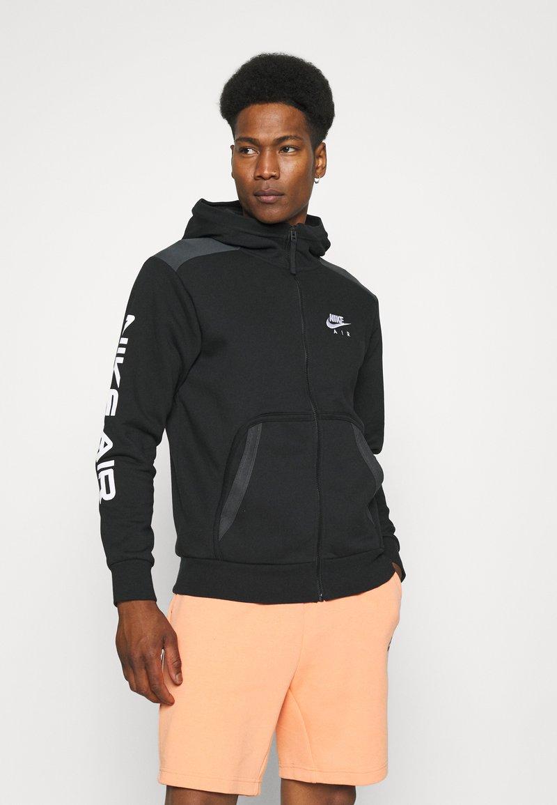 Nike Sportswear - HOODIE - Sweatjakke - black