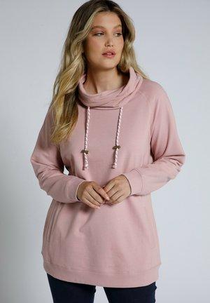 Sweater - zartrosa