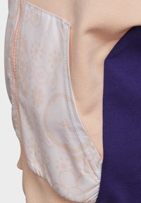 adidas Performance - FRENCH TERRY KNIT HOODIE - veste en sweat zippée - pink - 4