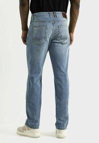 camel active - Straight leg jeans - bleach blue - 2