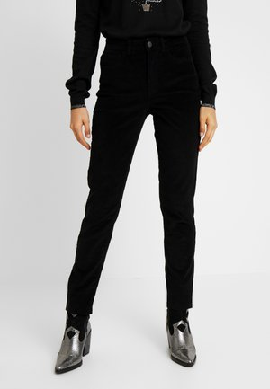 ONLEMILY GLOBAL - Trousers - black