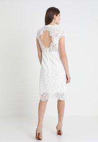 IVY & OAK - DRESS - Vestito elegante - snow white - 2