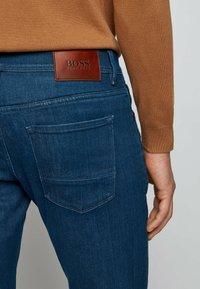 BOSS - CHARLESTON4 - Slim fit jeans - dark blue - 3