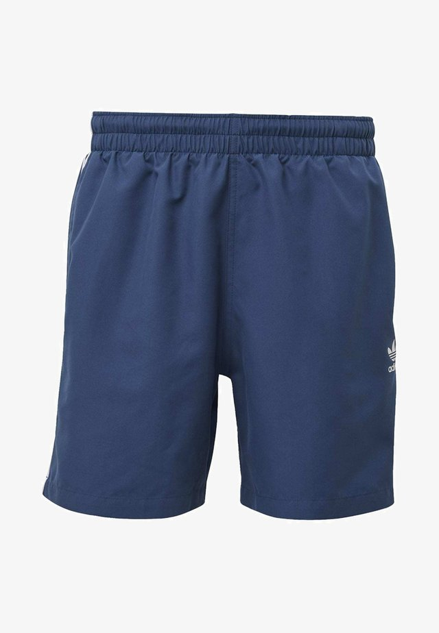 3-STRIPES SWIM SHORTS - Badeshorts - blue