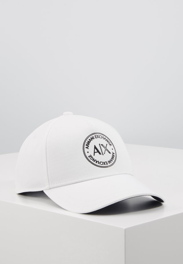 BASEBALL HAT - Cap - white