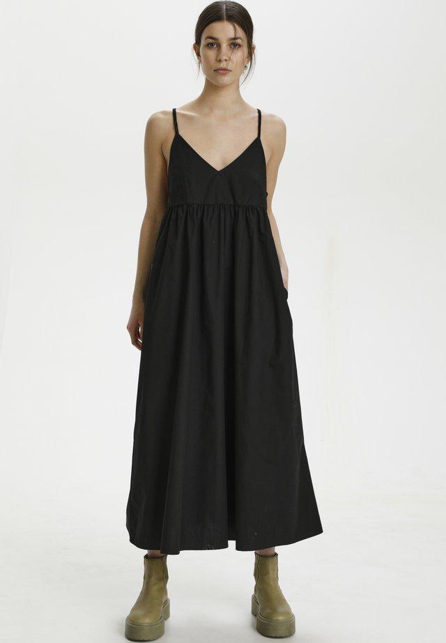 BRIET - Korte jurk - black