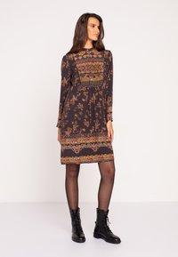 Ivko - Day dress - brown red - 3