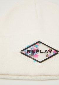 Replay - Beanie - white - 2