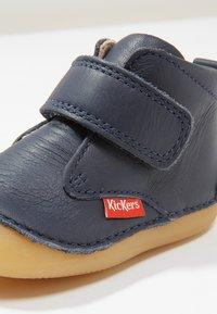Kickers - SABIO - Zapatos de bebé - dark navy - 2