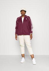 adidas Originals - TRACKTOP - Training jacket - victory crimson - 1