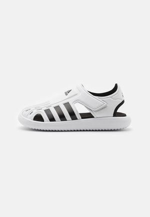 WATER UNISEX - Rantasandaalit - footwear white/core black