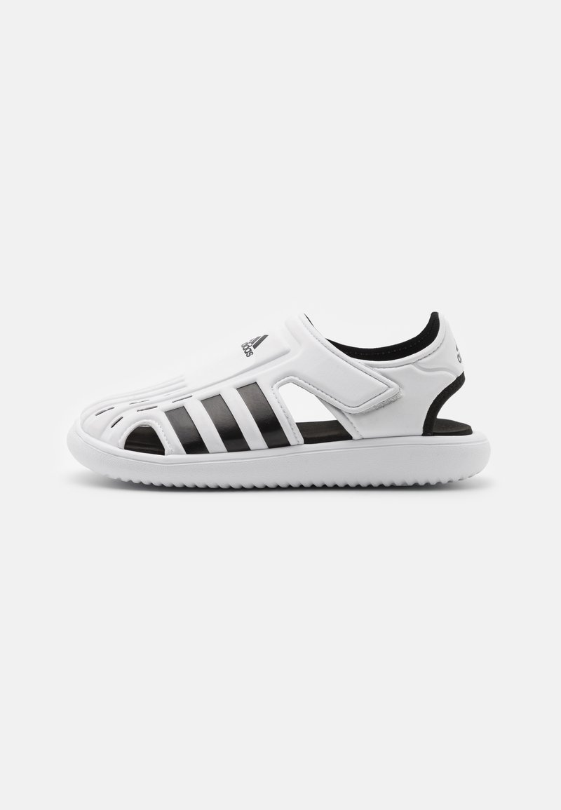 adidas Performance - WATER UNISEX - Sandály do bazénu - footwear white/core black