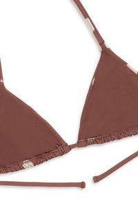 OYSHO - Bikini top - light brown - 5