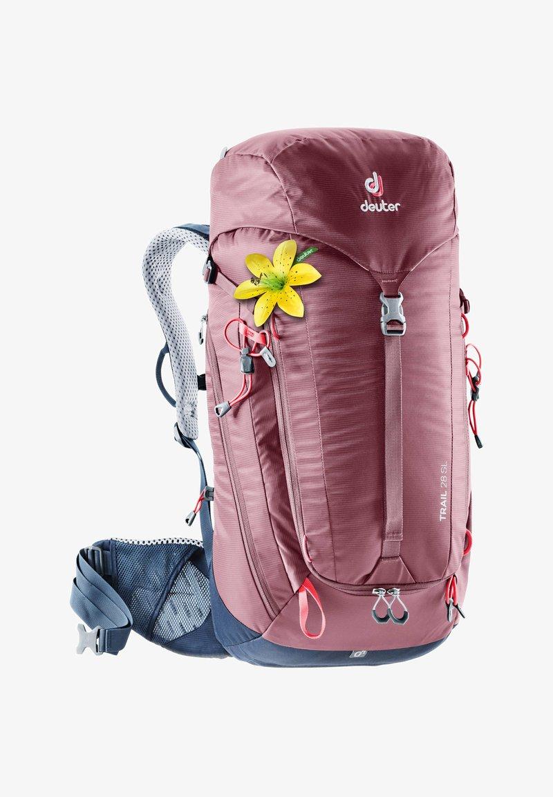 Deuter - TRAIL 28 SL - Backpack - brombeer (317)