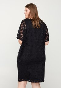 Zizzi - Pencil skirt - black - 2