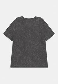 Abercrombie & Fitch - OVERSIZED LOGO - Print T-shirt - dark grey - 1
