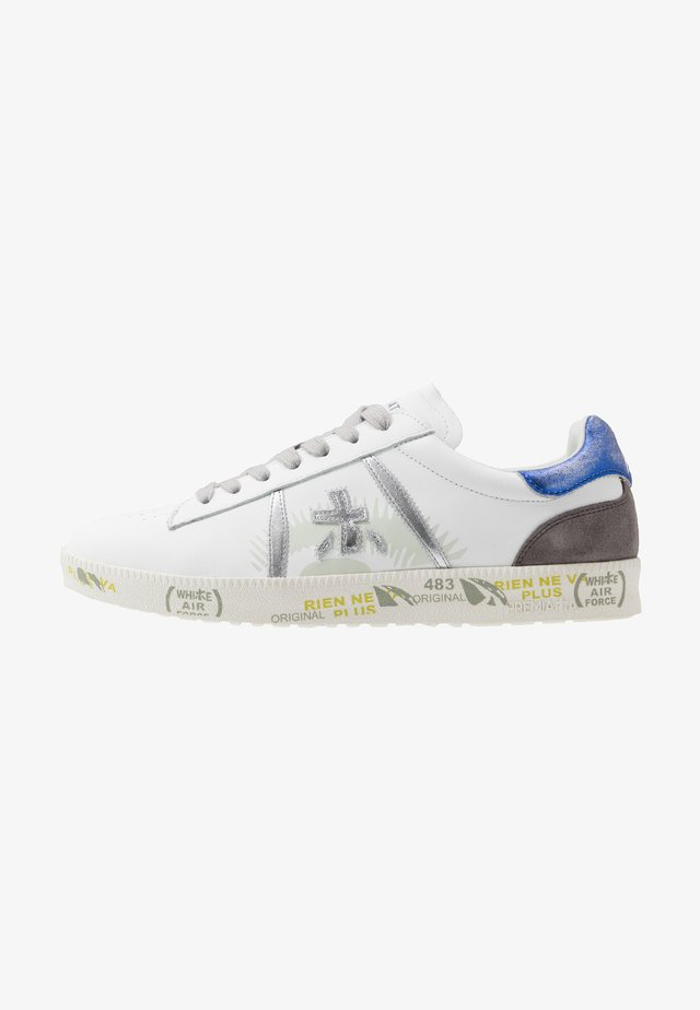 ANDY  - Trainers - white/grey