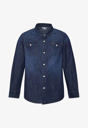 JHON - Shirt - indigo blau