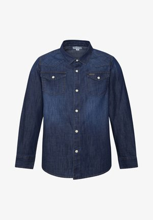 JHON - Overhemd - indigo blau