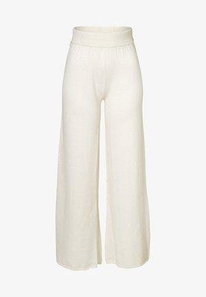 Pyjama bottoms - cream