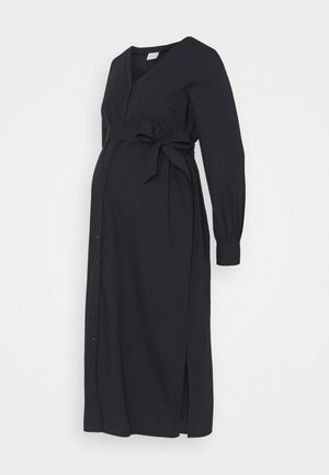 NURSING DRESS - Day dress - dark navy
