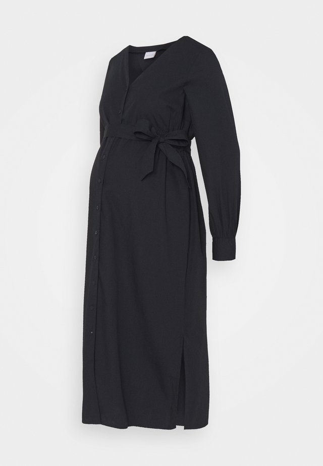 NURSING DRESS - Denní šaty - dark navy