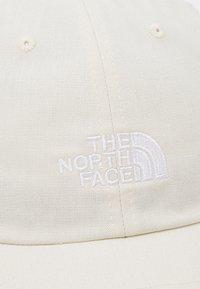 The North Face - NORM HAT UNISEX - Cap - vintage white - 3