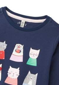 Tom Joule - Sweatshirt - blau neun katzen - 2