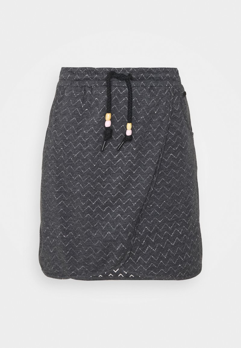 Ragwear - NAILA - Minisukně - black