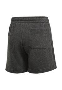 adidas Performance - FUTURE ICONS BADGE OF SPORT SHORTS - Sports shorts - black - 1