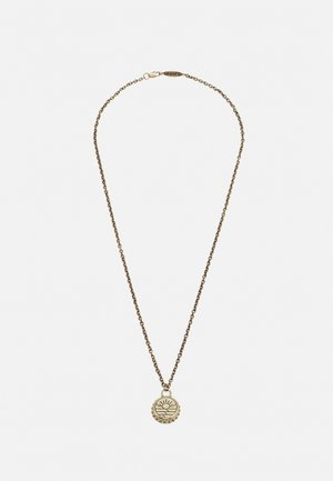 DESERT SUNSET BOTTLE TOP NECKLACE - Necklace - gold-coloured