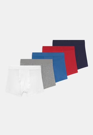 5 PACK - Pants - red
