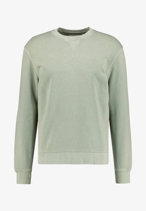 LONG SLEEVE CREW NECK - Sweater - grün