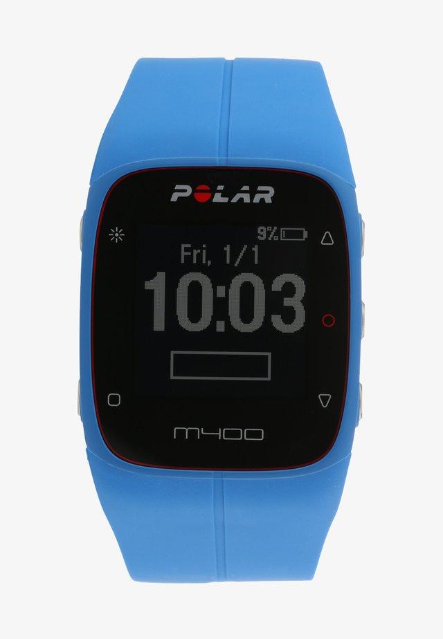 M400 HR - Pulsómetro - blue