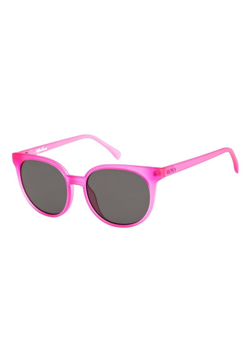 Roxy - MAKANI - Sunglasses - matte crystal pink/ grey