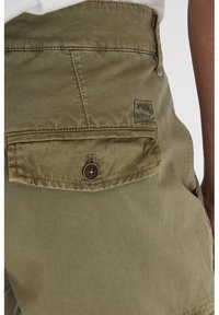 Blend - Cargo trousers - martini olive - 4