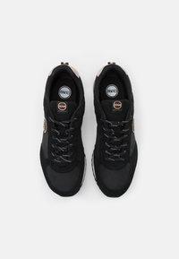 Colmar Originals - TRAVIS DRILL - Sneakers laag - black - 3