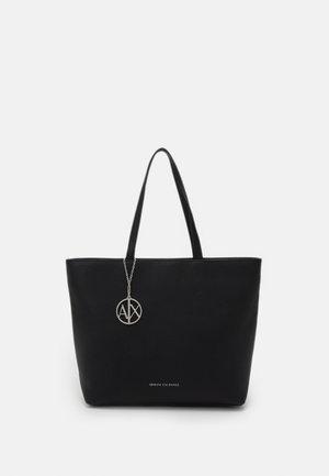 ZIP TOP - Handbag - nero