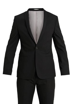 GOTHENBURG SUIT SLIM FIT - Kostym - black
