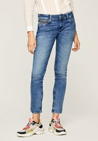 Pepe Jeans - Jeansy Slim Fit - blue - 0