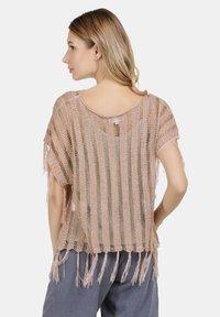 usha - Print T-shirt - rosa - 2