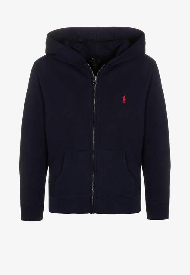 Sweatjacke - cruise navy