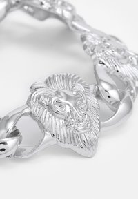 Urban Classics - LION BRACELET UNISEX - Bracelet - silver-coloured - 2