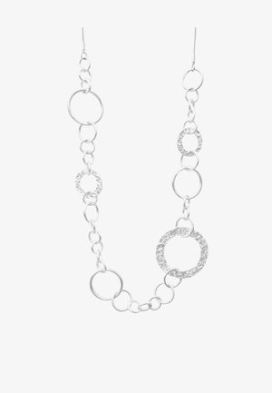 AMBER - Kaulakoru - silver plating